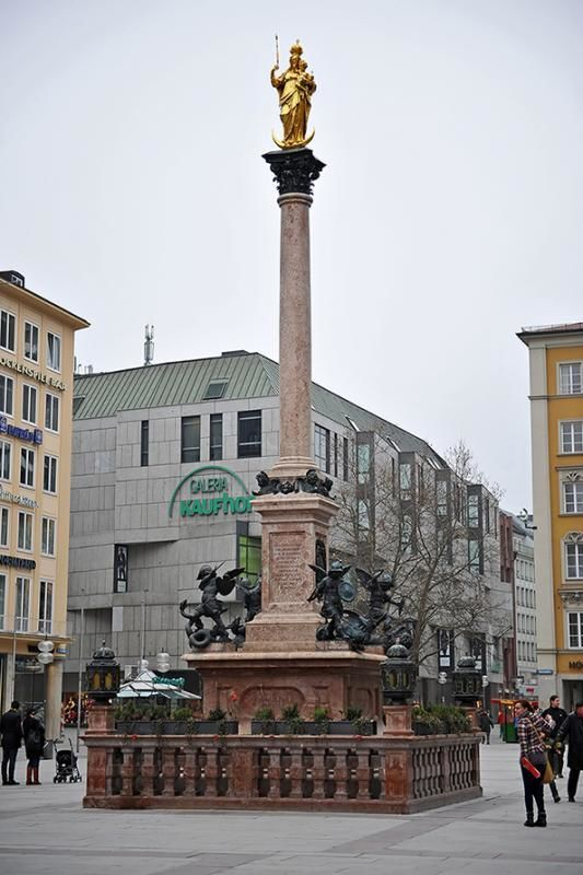Walking tour Munich for beginners