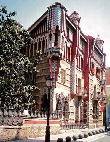 Barcelona City Tour - Antoni Gaudí