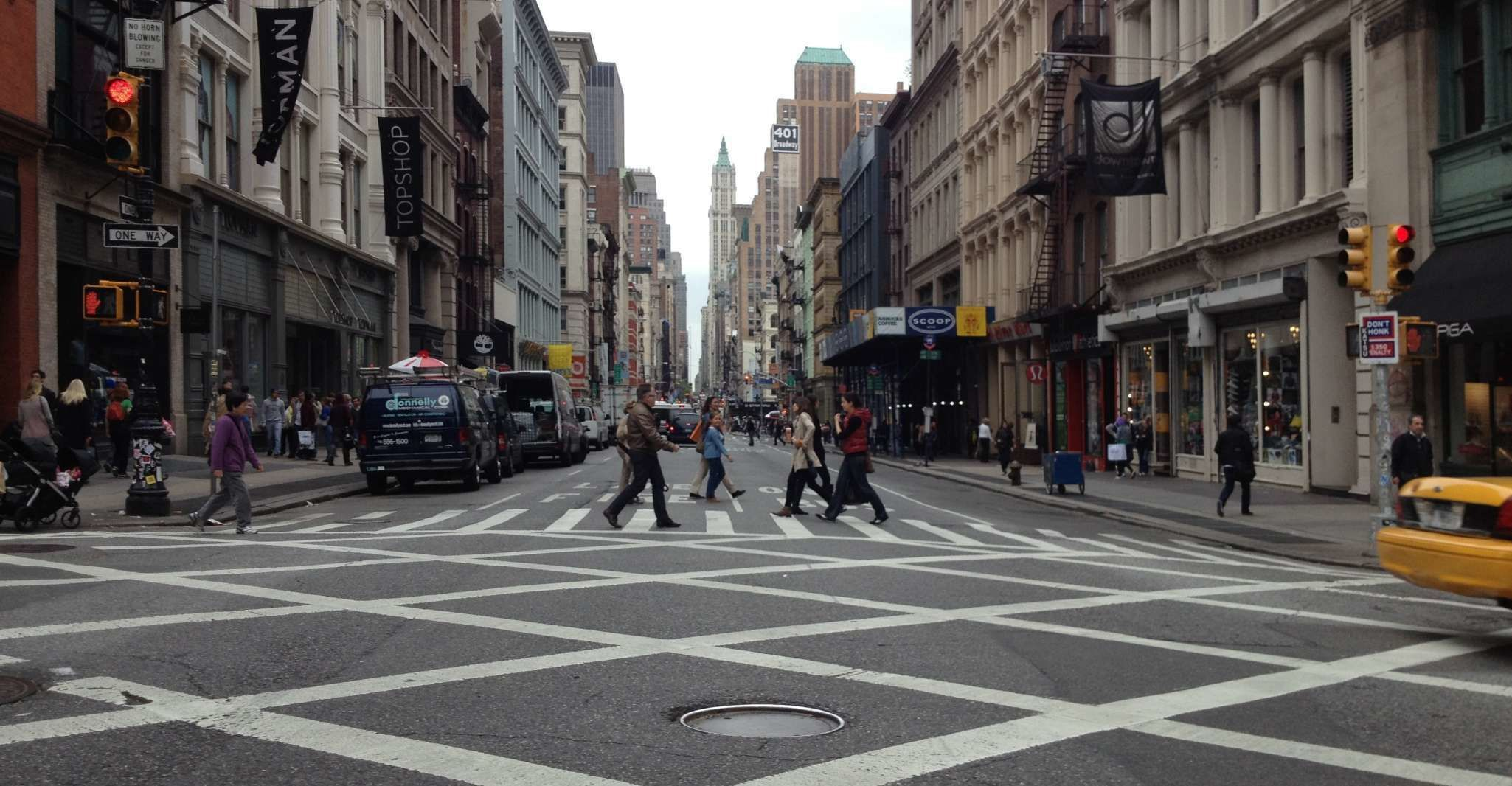 New York City Welcome: Private Tour with a Local Guide