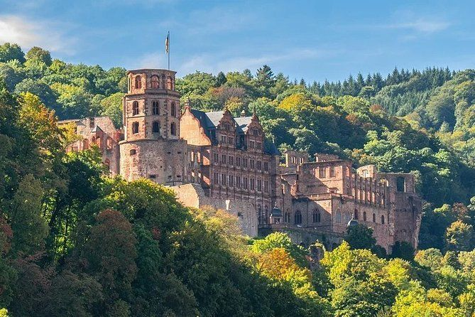 Heidelberg Half-Day Tour from Frankfurt
