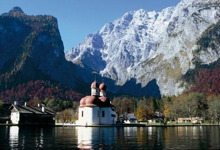 Berchtesgaden & Bavarian Mountains