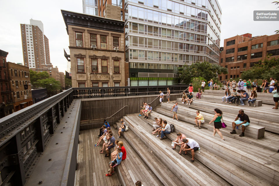 New York: High Line and Greenwich Village Combo Tour