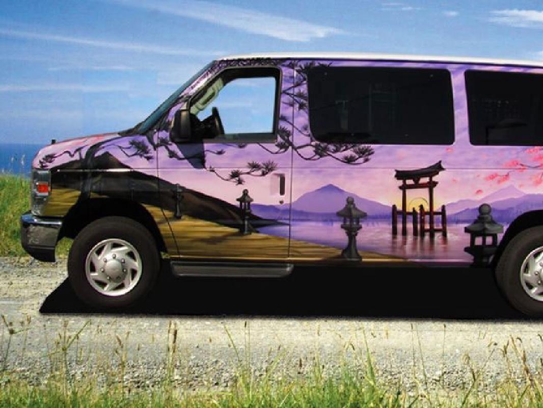 Campervan Rental & Self-Guided Los Angeles Tour