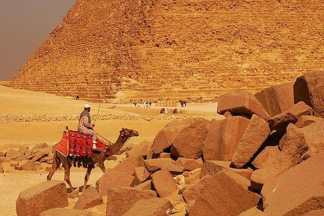 Cairo and Pyramids Day Tour from Alexandria Port