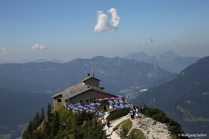 Skip-the-Line: Eagle's Nest in Berchtesgaden Tour from Salzburg