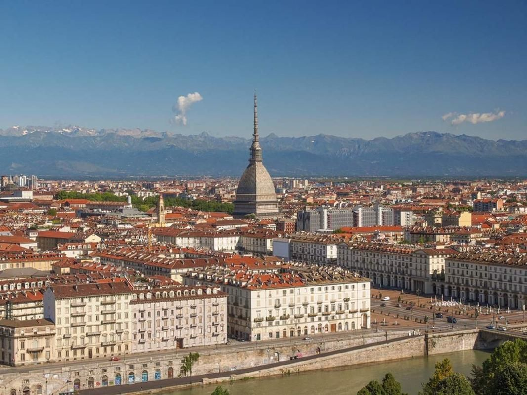 Turin One Day Tour from Milan by High-Speed Train