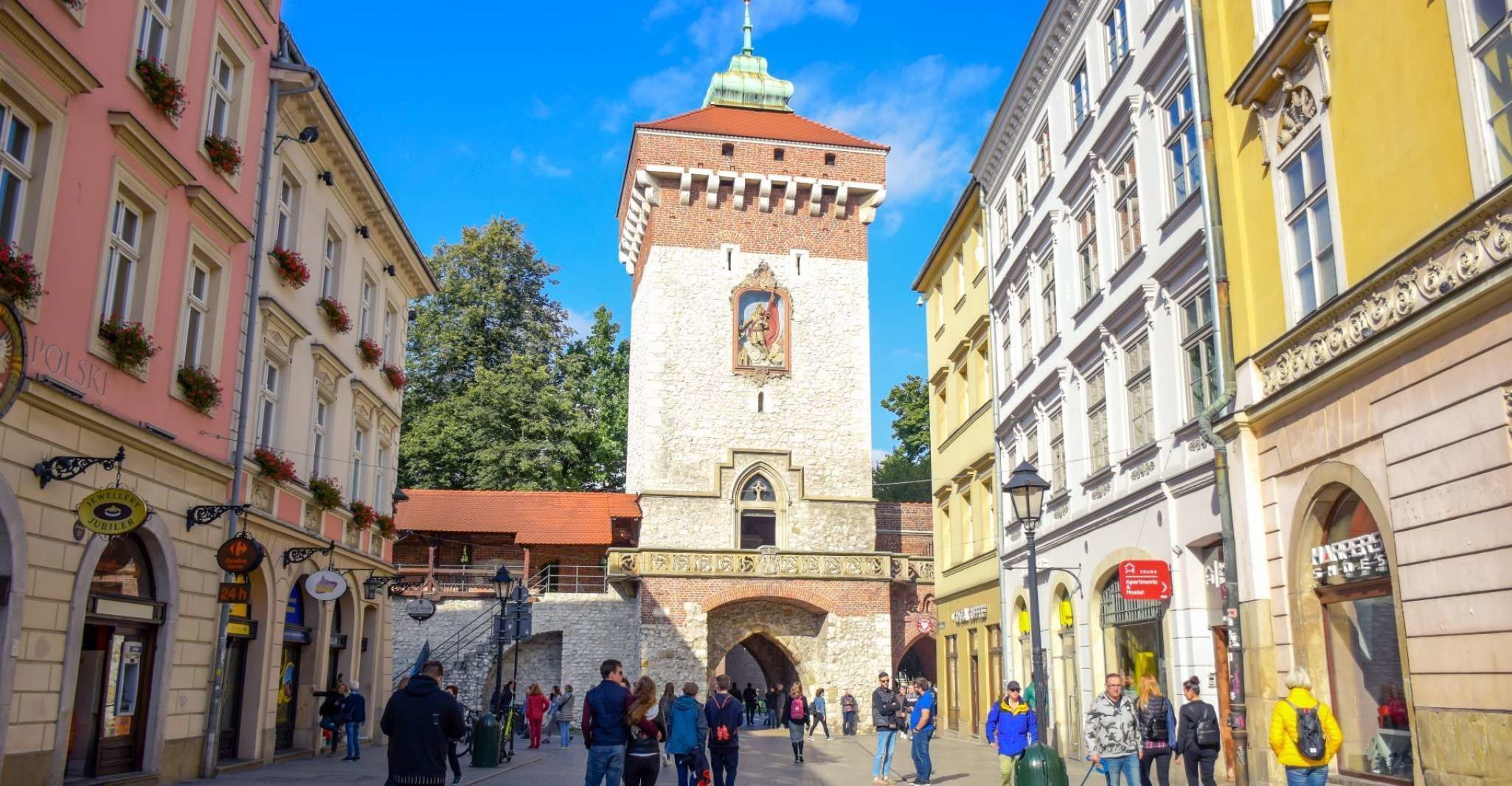 Krakow: Historical Old Town City Exploration Game