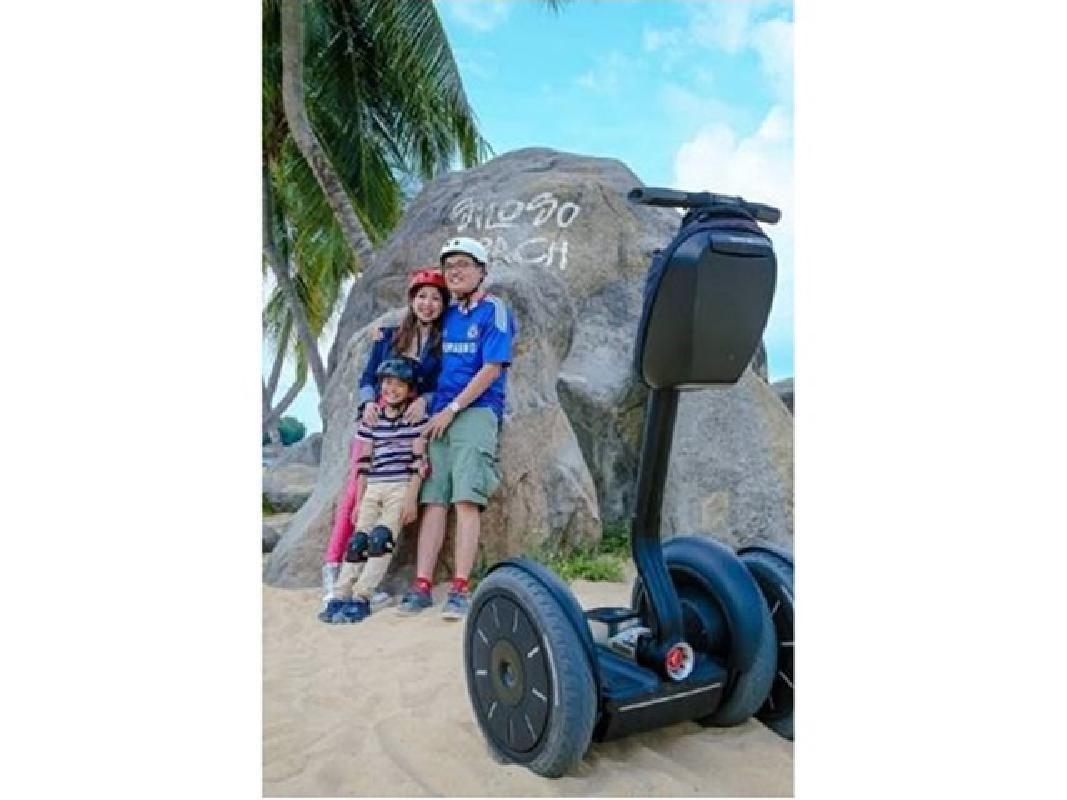 Beginner Friendly Segway Adventure Tour of Sentosa Island