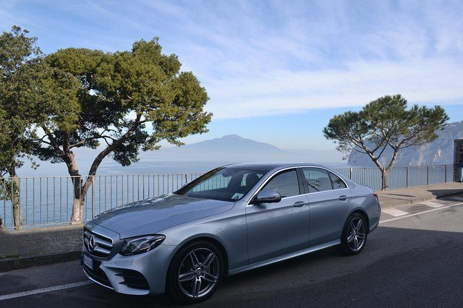 Direct Private Transfer Fast Comfort to or from Sorrento-Naples-Apt-Railway-Htl
