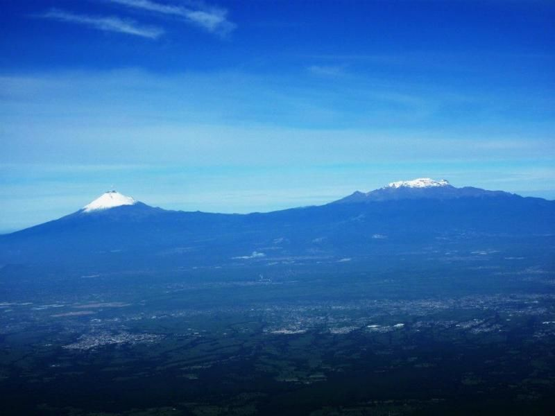 Day trip from Mexico City: Legendary volcanoes very close