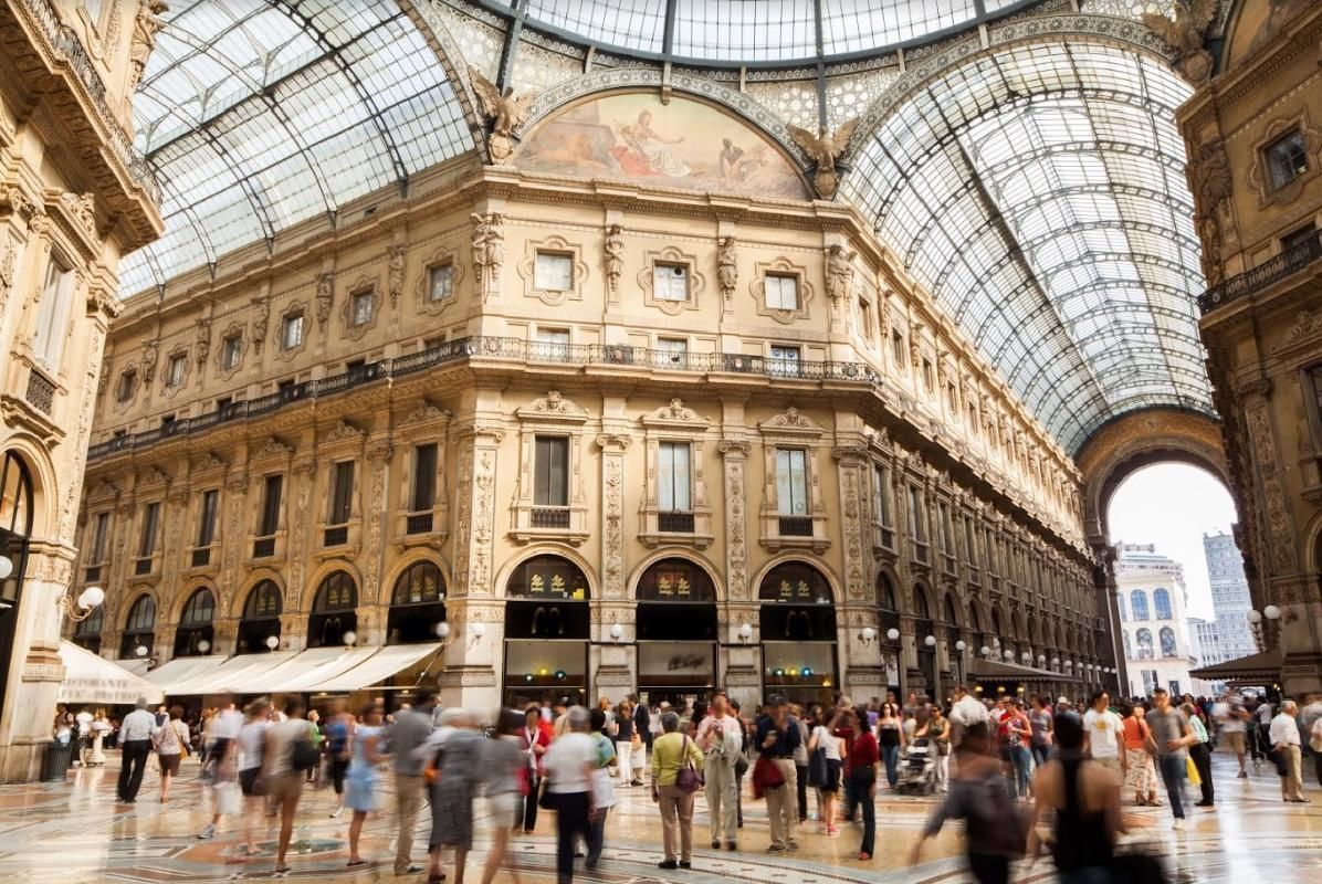 Milan Walking Tour with Skip the Line Last Supper and Duomo Cathedral Entry