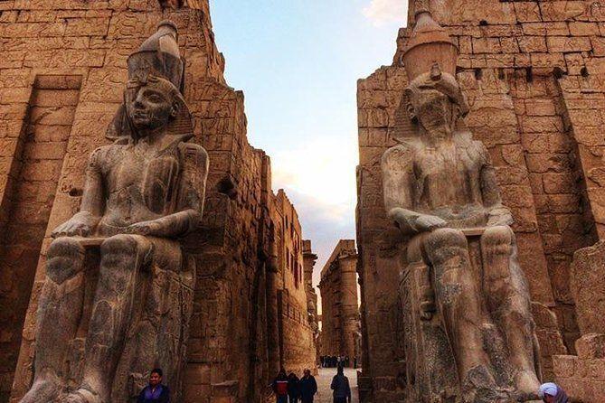 East Bank Trip in Luxor
