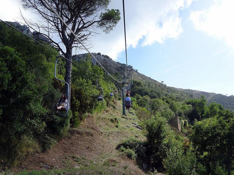 Full-Day Tour of Capri from Naples