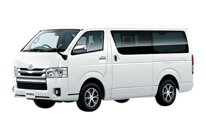KOBE by Minivan Toyota HIACE 2019 Customize Your Itinerary