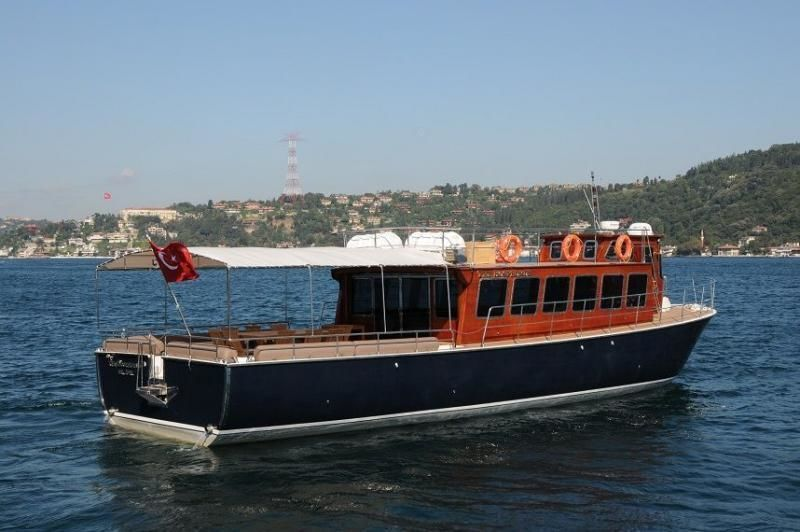 Bosporus boat tour at sunset incl. welcome drink
