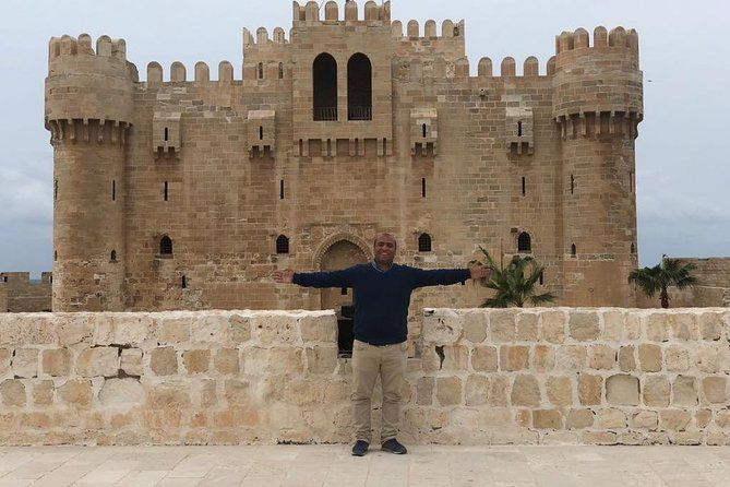Alexandria day tour from Cairo or Giza