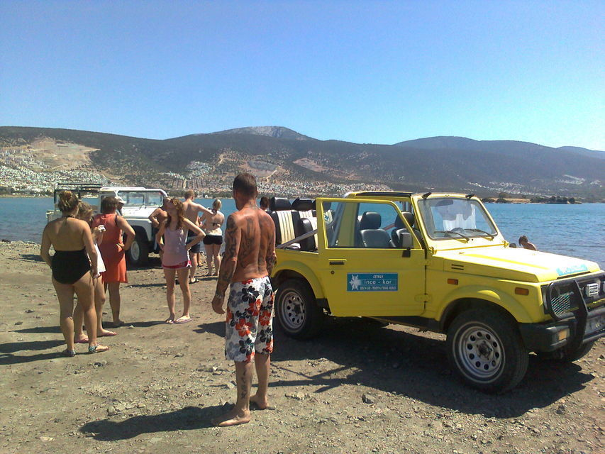 Full-Day Jeep Safari from Bodrum