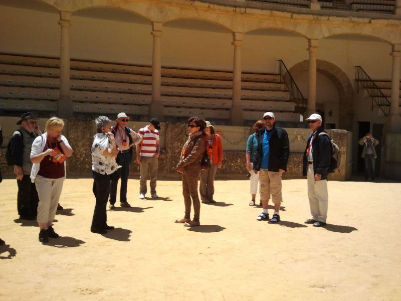 "Excursion Ronda, the ""dreamed city"""