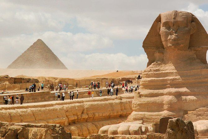 Private Cairo and Giza Full-Day Highlights Tour from Hurghada
