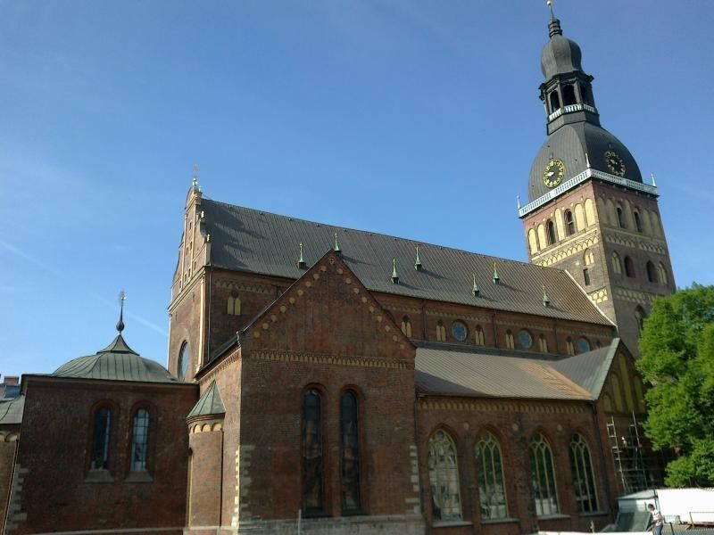 "Private Tour ""The First Time in Riga""- for groups"