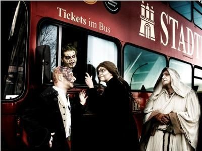 Stoertebeker Combo Ticket - Hamburg Dungeon & Hop-on/Hop-off Tour