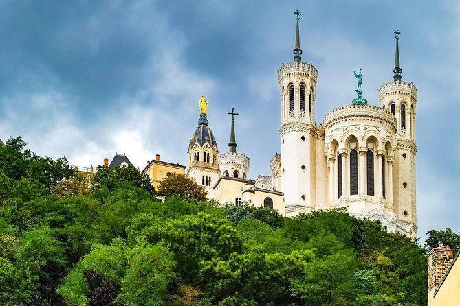 Vieux Lyon Cultural & Historical Walking Guided Tour (English)