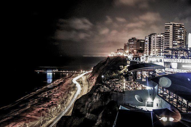 Lima Night City Tour - City Sightseeing & Gourmet Food Tour