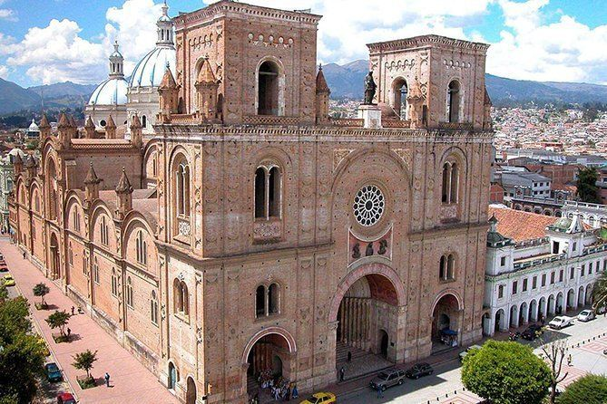 Shared Cuenca City Half Day Tour