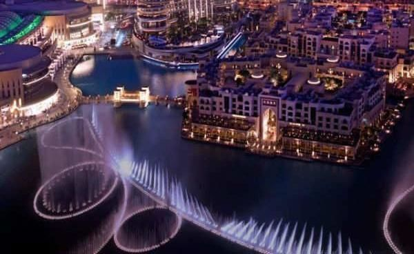 Dubai TOP 5 - Day Tour with Dinner at Armani Restaurant in Burj Khalifa