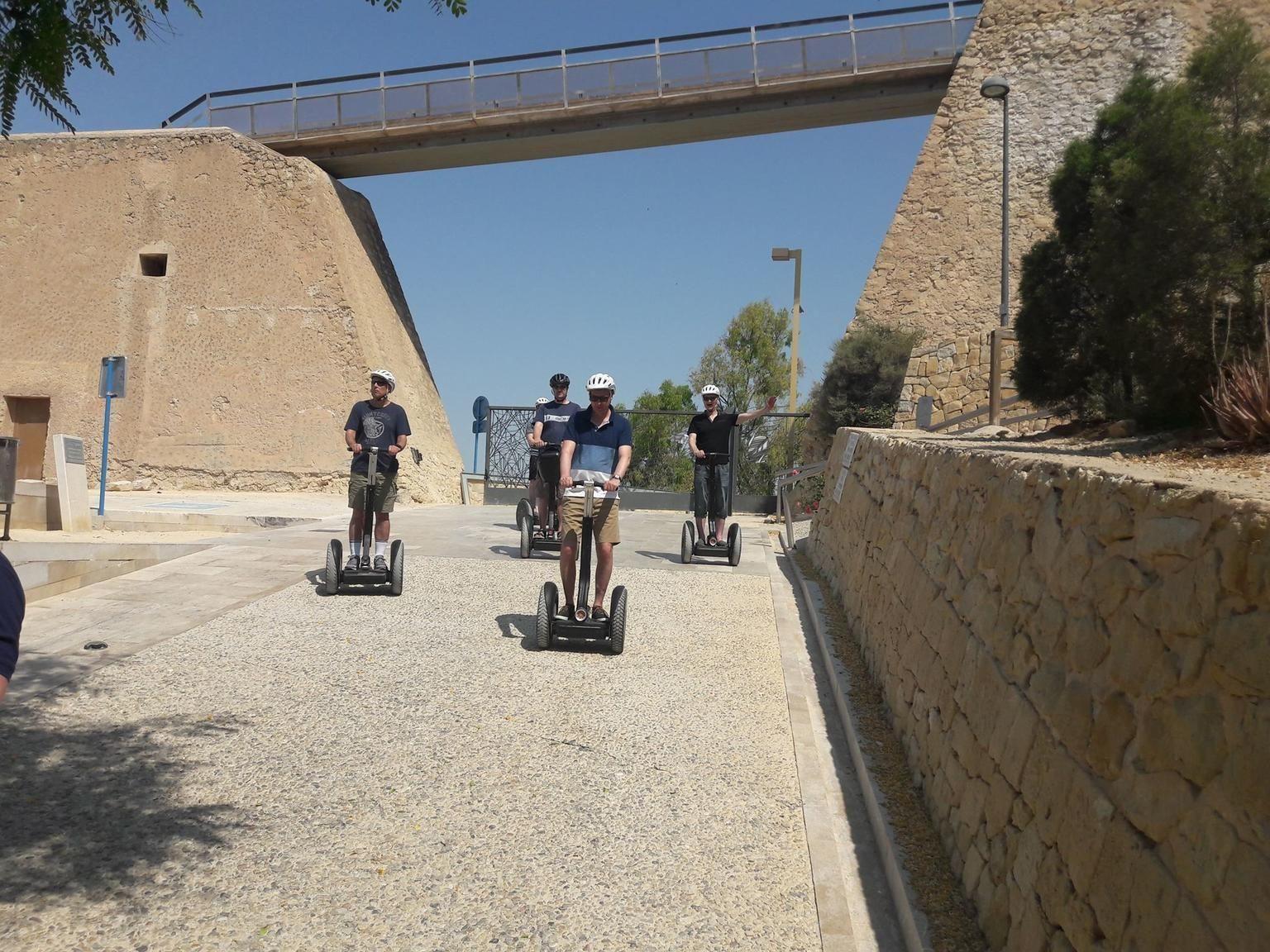 Alicante City Segway Tour