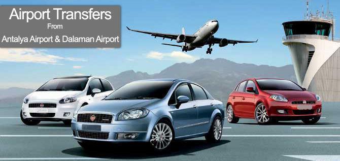 Antalya-Kalkan Airport Transfer