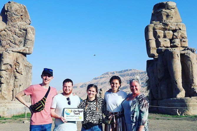 Luxor Private Day Tour East and West Banks