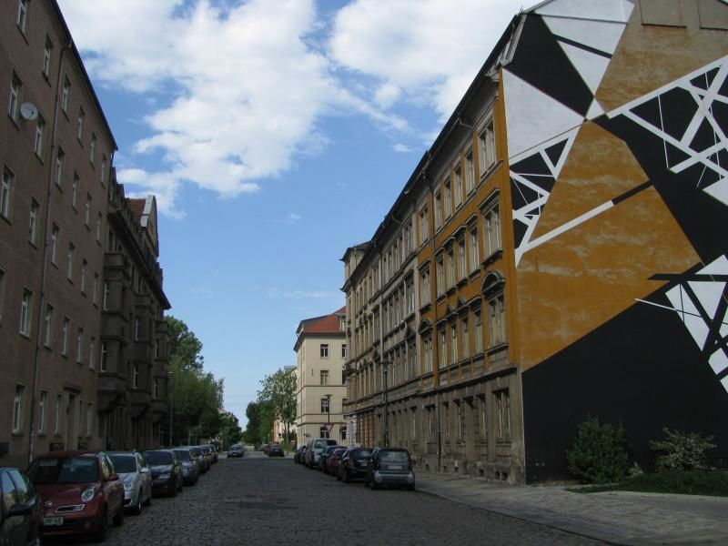 City Murals - Street Art in Dresden