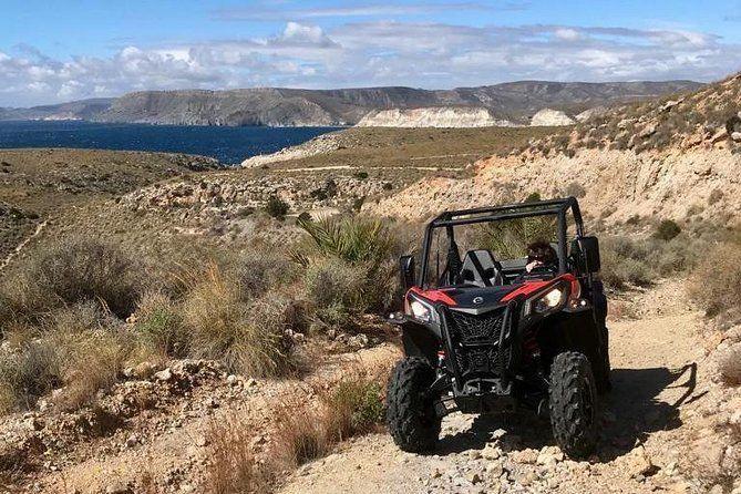 Ruta en buggy 1 hora por Cabo de Gata