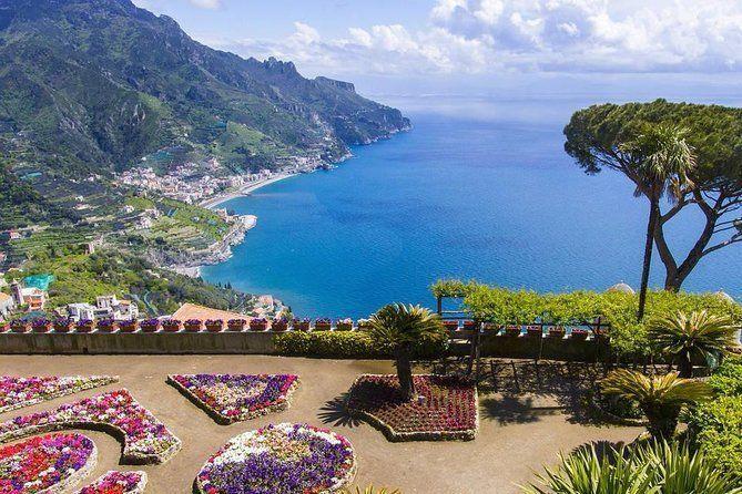 Amalfi Drive by coach