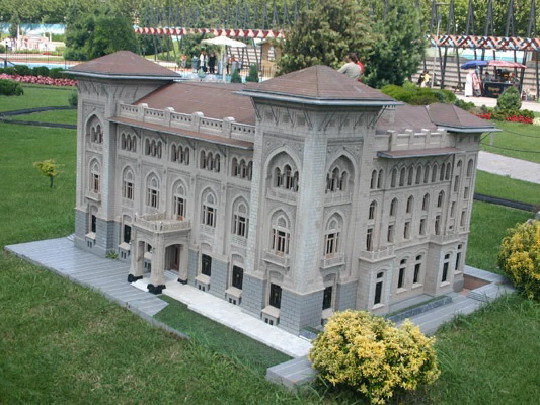 Istanbul Half Day Tour of Golden Horn and Miniature Park with Cable Car Ride