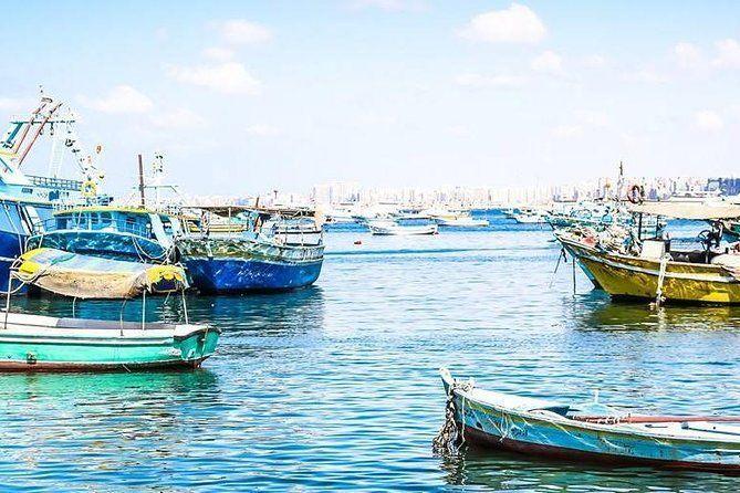 Alexandria Walking Tour-Walk Like Egyptian