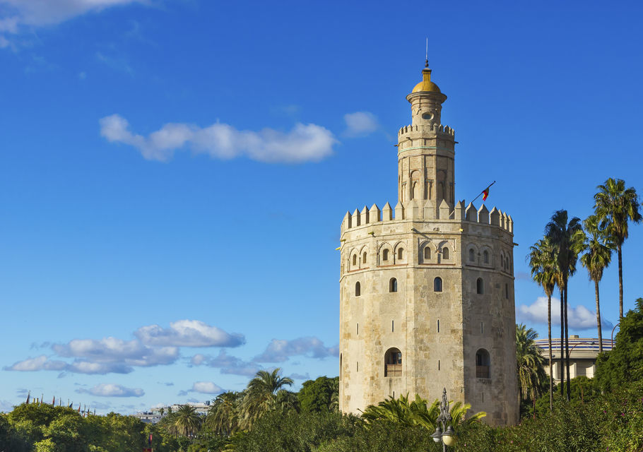 Cities of Andalusia 4-Day Tour from Madrid