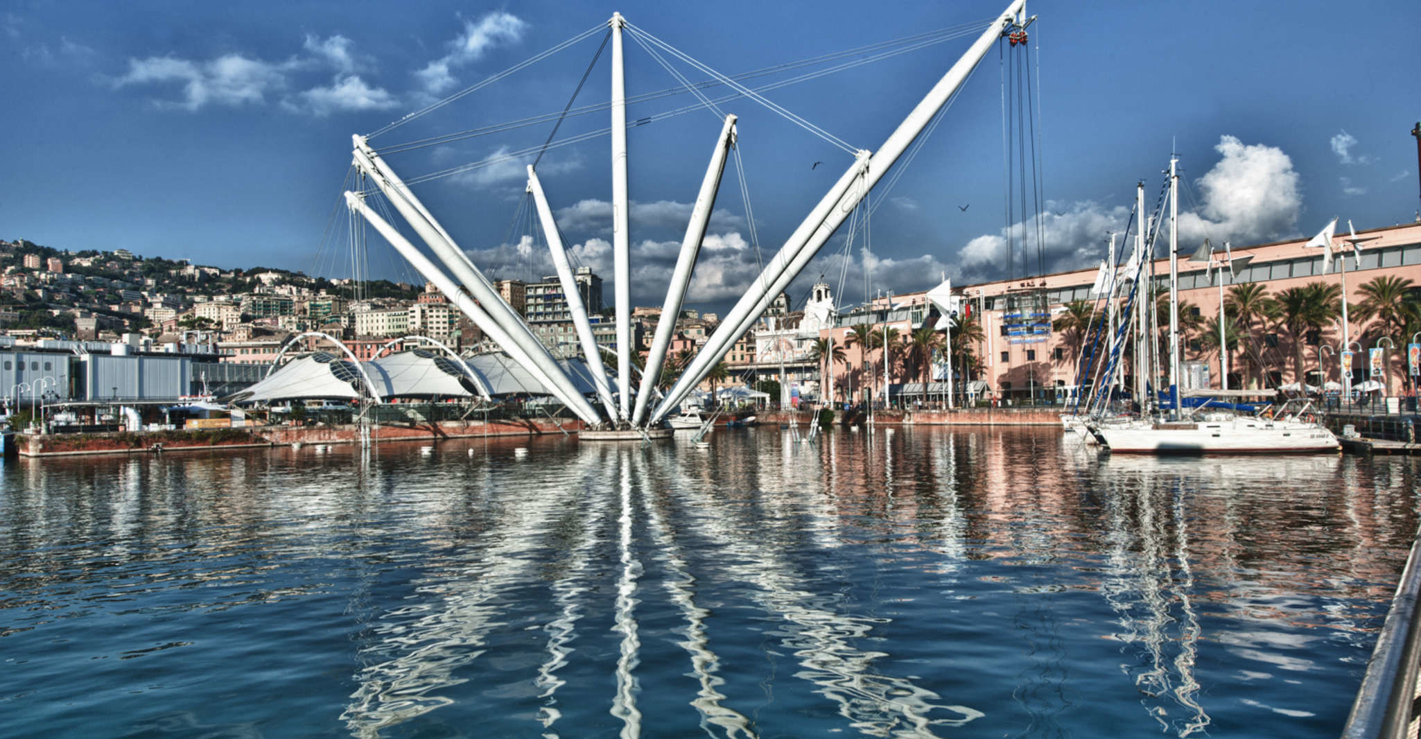 Porto Antico: Bigo Panoramic Lift