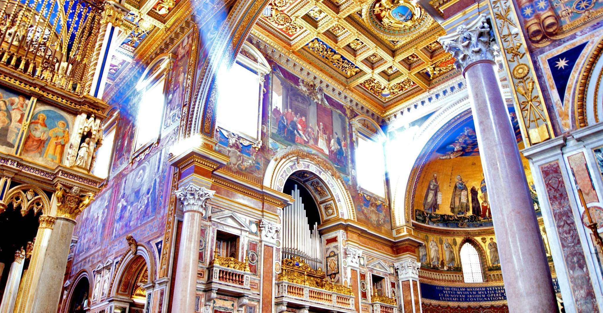 Rome: Christian Basilicas & Secret Catacombs
