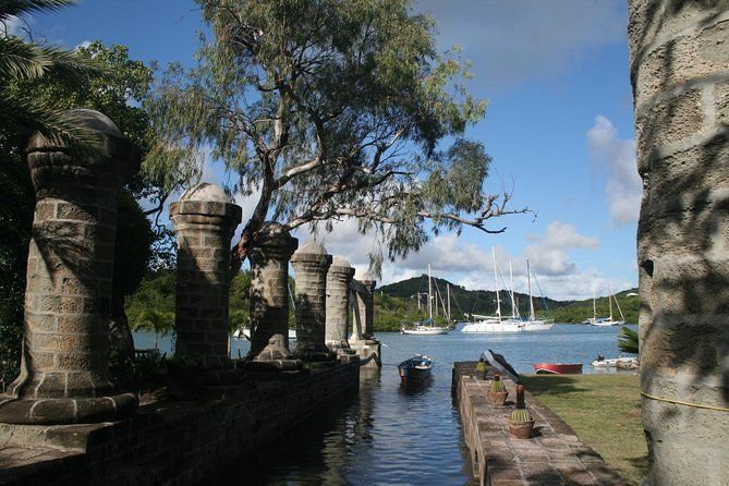 Antigua Historical Sites Island Tour