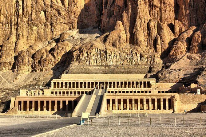 private Full-Day Tour to Luxor From Hurghada