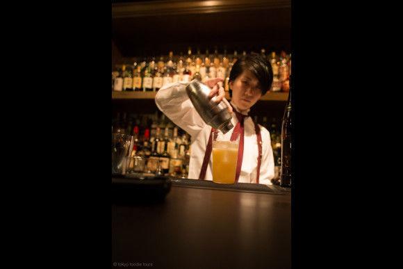 Enjoy Tokyo's Amazing Cocktail Tour!