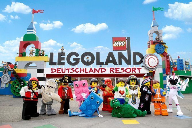 Skip the Line: LEGOLAND® Deutschland Entrance Ticket