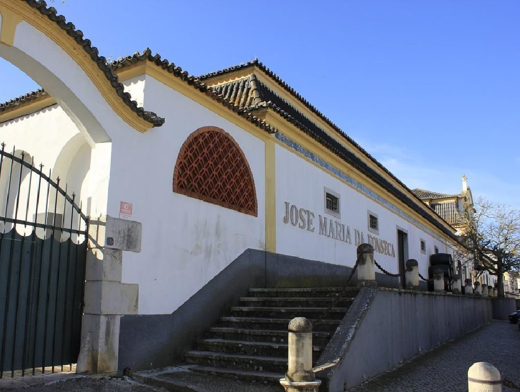 Private Tour of Azeitão Winery from Lisbon with Wine Tastings