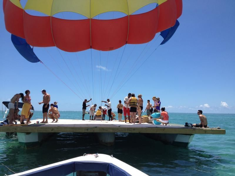 Speedboat daytrip Mauritius - IIe aux Cerfs incl.drinks & lunch