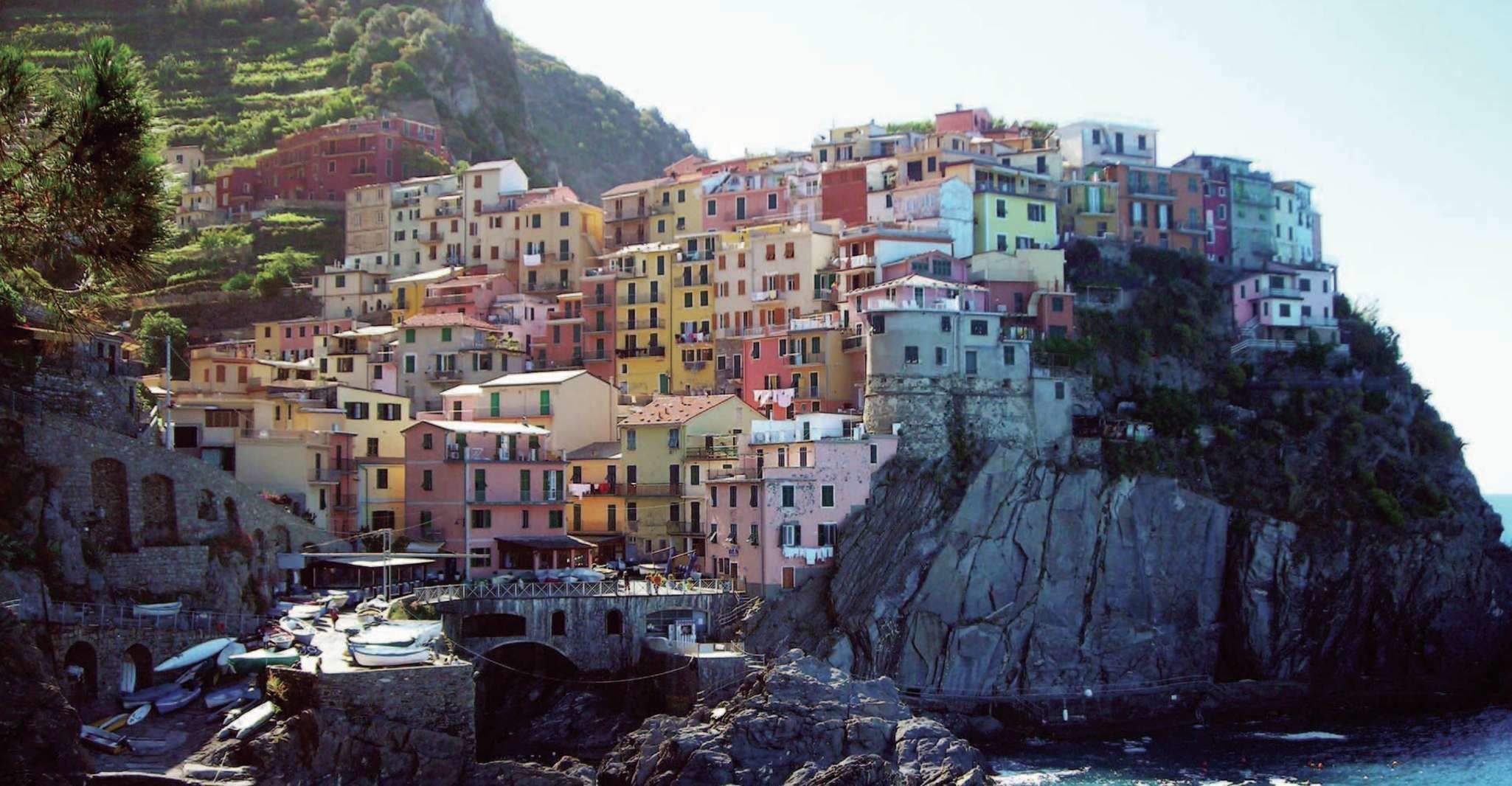 Full-Day Cinque Terre Excursion from Florence