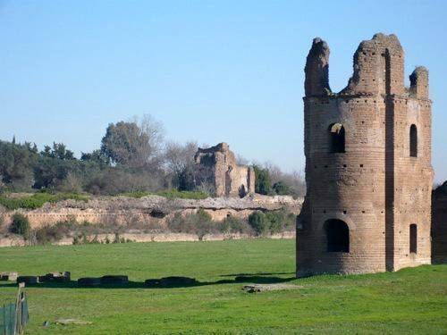 Rome in a Different Way: Catacombs & Ancient Roman Road Via Appia