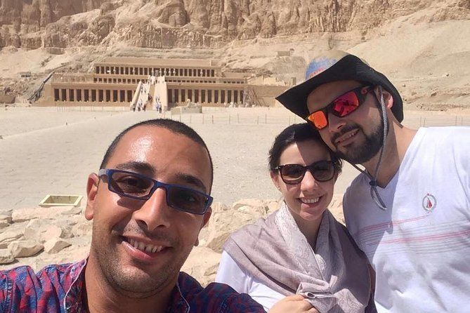 Book online full day tour in Luxor from Marsa Alam included private tour