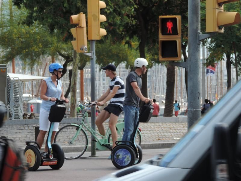 Private Segway Tour Barcelona (1 hour)